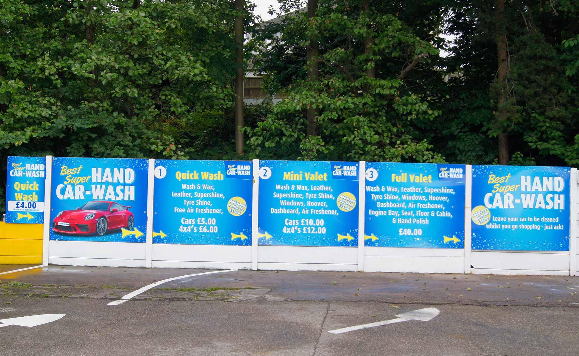 Best Super Hand Car Wash Sherwin Rivers Ltd Staffordshire S