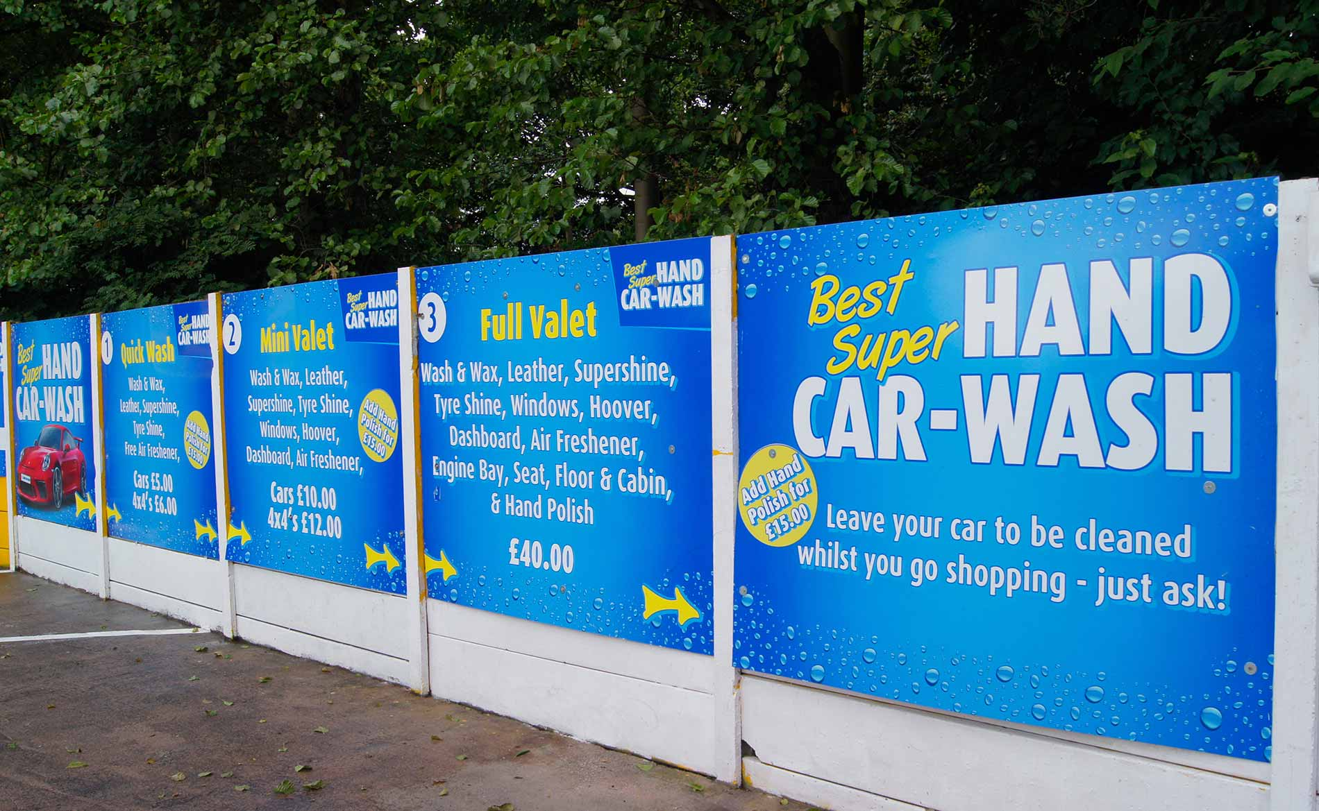 Best Super Hand Car Wash Sherwin Rivers Ltd Staffordshire S