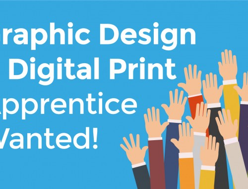 Graphic Designer & Digital Print Apprentice