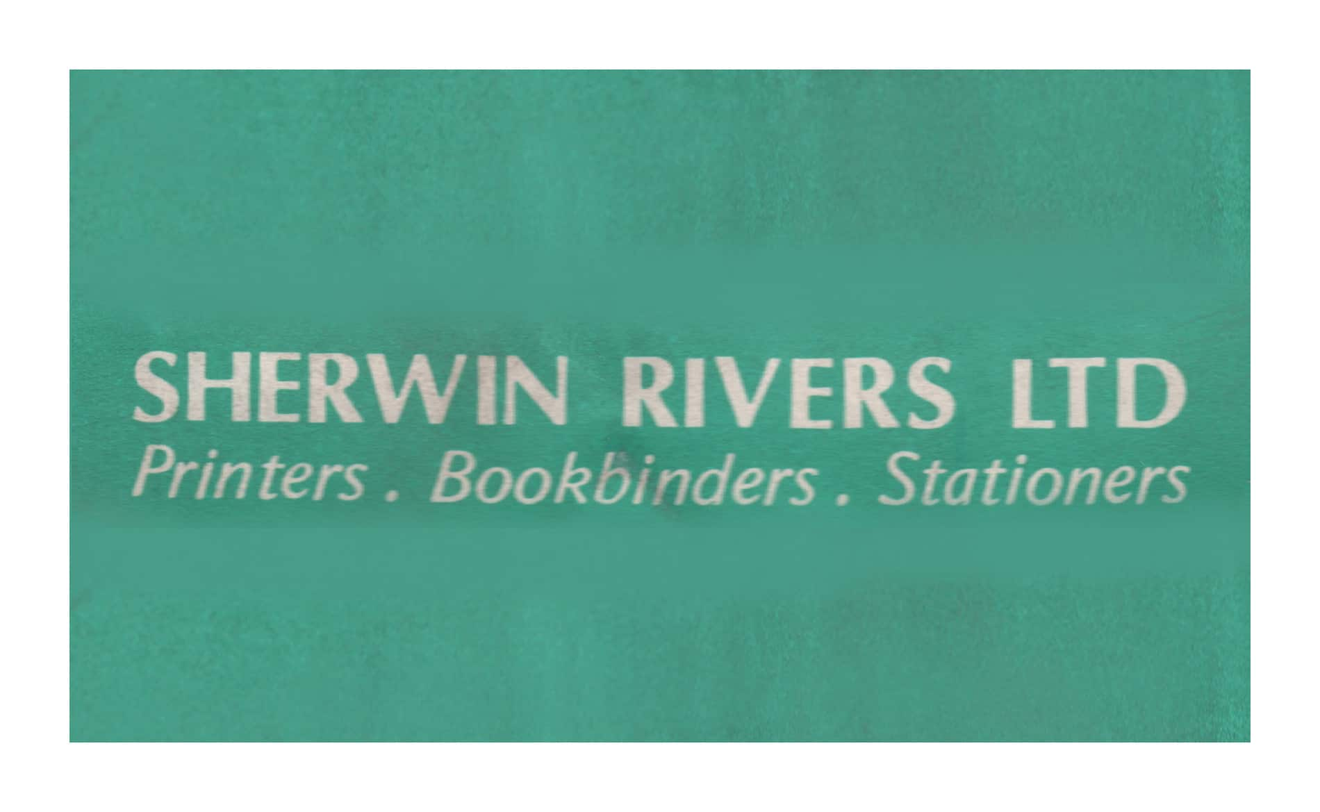 Graphic Design and Branding Services Sherwin Rivers Ltd - Logo Design 1960's