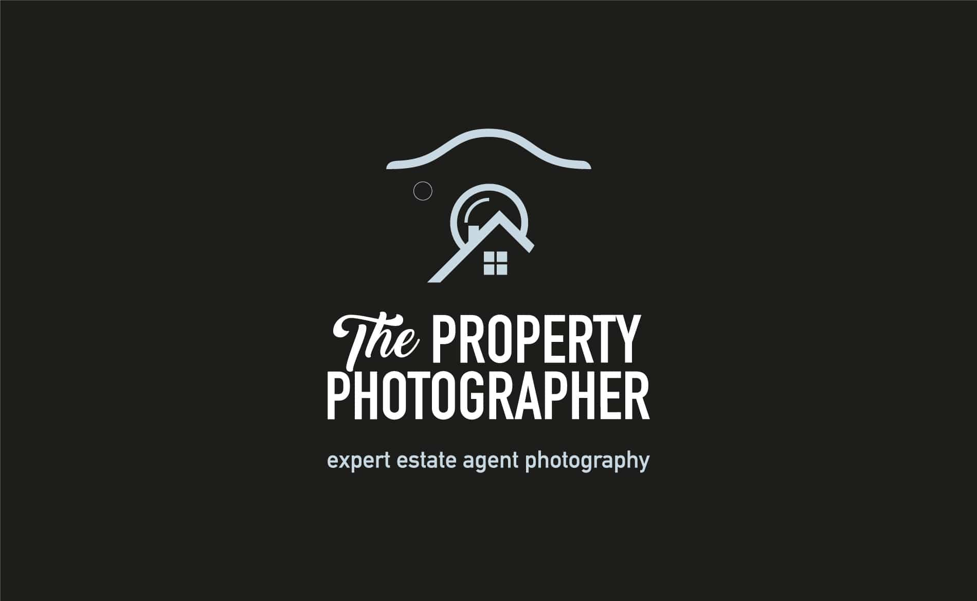 Graphic Design and Branding Services The Property Photographer Logo Design