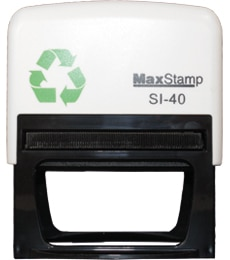 Rubber Stamps, Self-Inking Stamps & Ink Pads, Stoke-on-Trent, Staffordshire - Self Inking Rubber Stamp Image